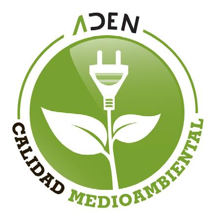 sello ADEN Calidad Medioambiental